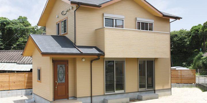山浦モデルハウス