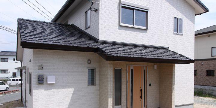 羽山台モデルハウス